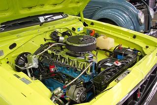 1974 Chrysler VJ Valiant Charger XL