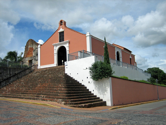 San German, PR / Museo de Arte Religioso Santo Domingo de Porta Coeli