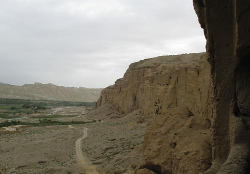 afghanistan geotagged bamiyan 20070627