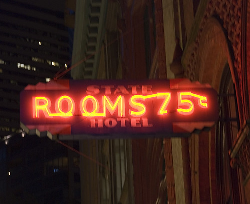 Rooms 75 cents