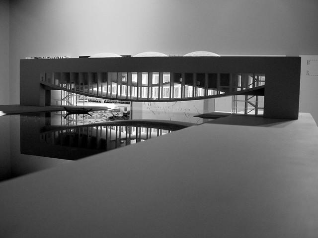 Louis I. Kahn, Palacio de Congresos