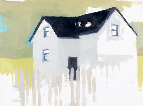 "Jennie Ottinger ""Boo's House (Scene from To Kill A Mockingbird)"""