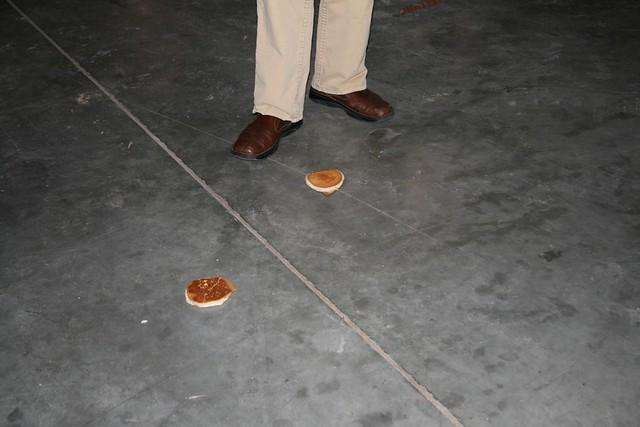 the pancake man flips pancakes at thrasher flickr