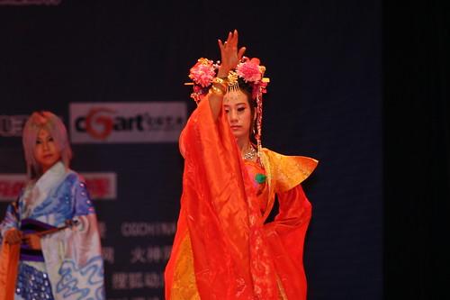 漫域Cosplay北京总决赛_和邪社48