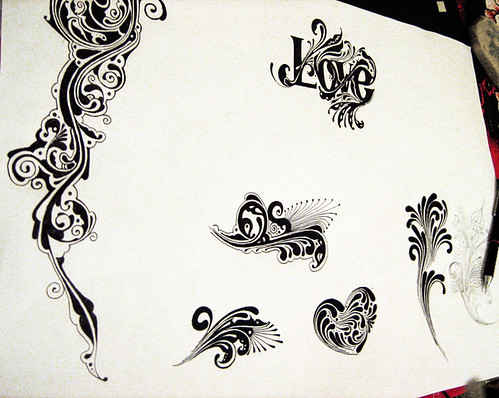 Ornamental Sketches © Engin Korkmaz 2007
