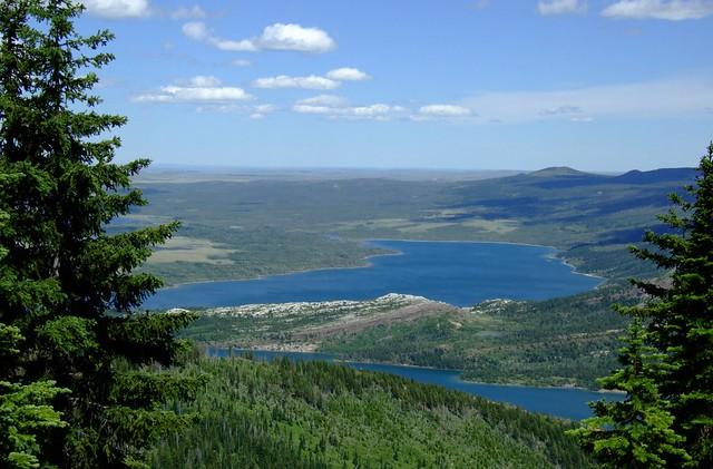 Middle Waterton Lake