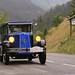 Rassemblement d'automobiles anciennes - Courchevel 2007