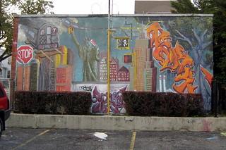 NYC - Queens - College Point: Streeart