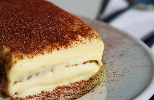 Tiramisu Le madrigal : Heaven In Your Mouth!