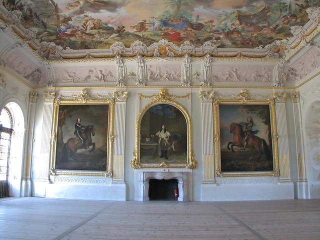 New Schleissheim Palace Interior Flickr Photo Sharing