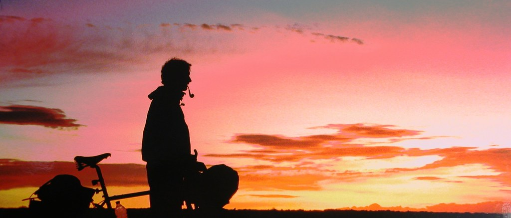 sunset pipe smoker