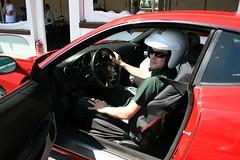 lamborghini aventador(0.0), auto show(0.0), automobile(1.0), automotive exterior(1.0), wheel(1.0), vehicle(1.0), ferrari 458(1.0), performance car(1.0), automotive design(1.0), land vehicle(1.0), luxury vehicle(1.0), sports car(1.0),
