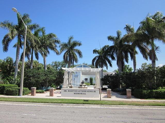 Boca Raton M L King Memorial Across Street Flickr