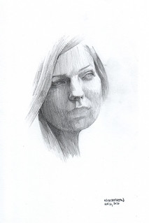 Pencil Drawing + Join Group