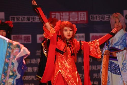 漫域Cosplay北京总决赛_和邪社47