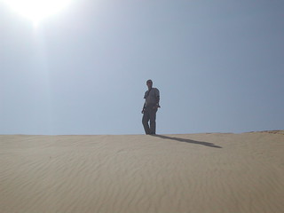 Desert walk