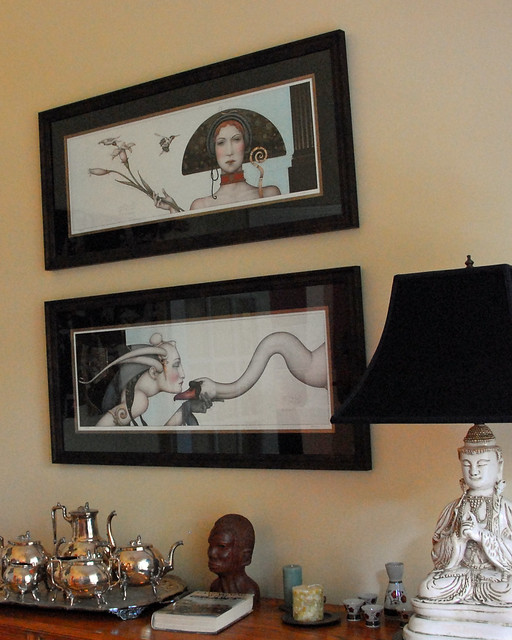 Michael parkes home decor a gallery on flickr for Michaels home decor