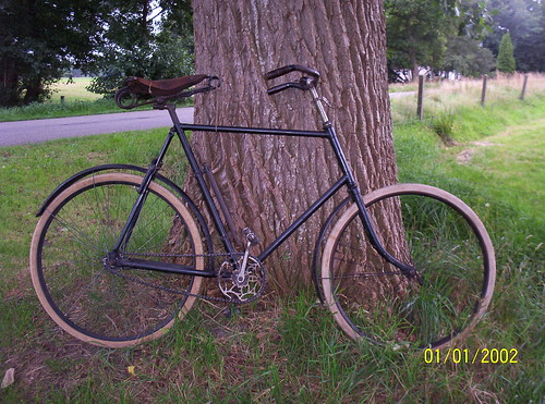 1912 Gazelle (vintage Dutch bicycle)