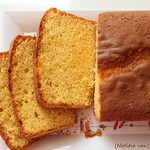 Rich Yellow Loaf Cake (p.94)