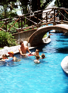 Pool for Kids at Velas Vallarta in Puerto Vallarta