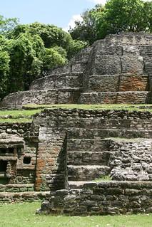 Obrázek Lamanai u Shipyard. temple maya belize lamanai jaguartemple mayancity gjallarhorntours