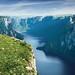 Gros Morne National Park and Hikers by Newfoundland and Labrador Tourism
