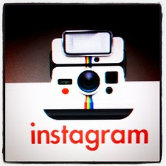Instagram logo capture
