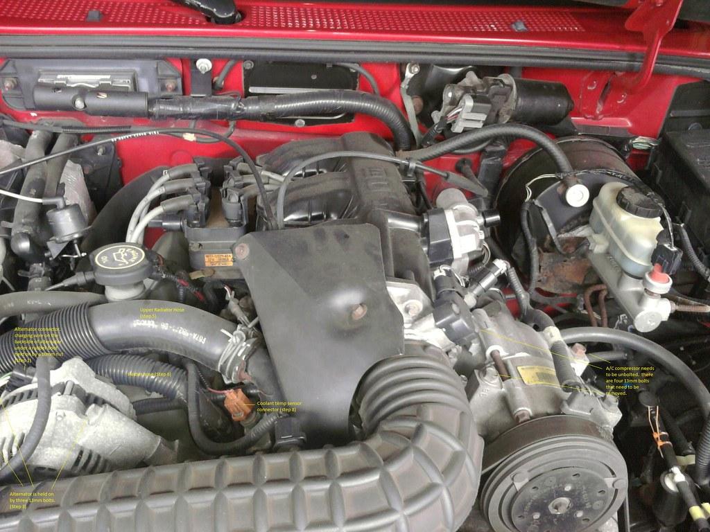 ford ranger 1999 v6 valve cover gasket replace on 3 o