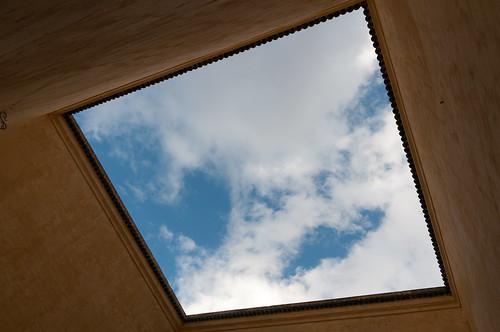 Frame the sky