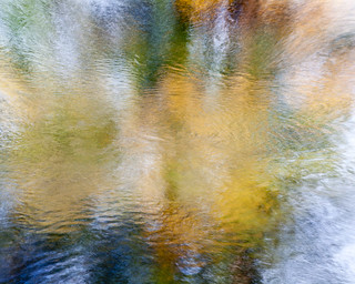 Burnished Water