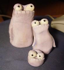hand(0.0), footwear(0.0), finger(0.0), leg(0.0), human body(0.0), stuffed toy(0.0), ceramic(0.0), toy(0.0), tooth(1.0), clay(1.0), limb(1.0), figurine(1.0),