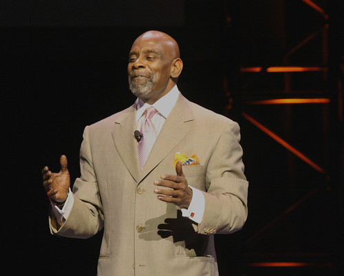 Chris Gardner reaching success