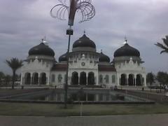Mesjid Raya (raya Mosque)