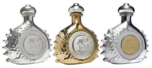 Mis chupitos del mundo botellas de tequila for Chupitos fuertes