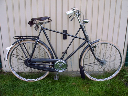 1963 Gazelle No.8 crossframe