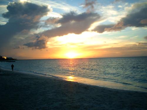 Sunset - Day 1