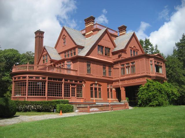 Edison national historical park glenmont thomas a edison for Edison home show