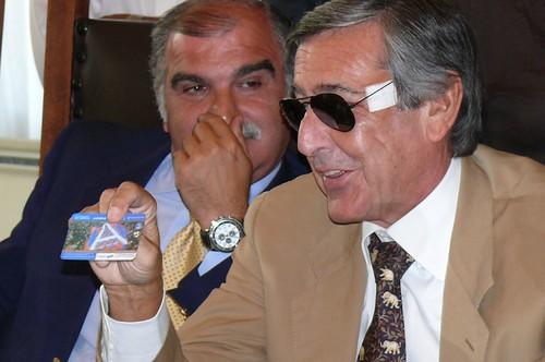 Catania, ischemia per ex sindaco Scapagnini: gravissime condizioni$