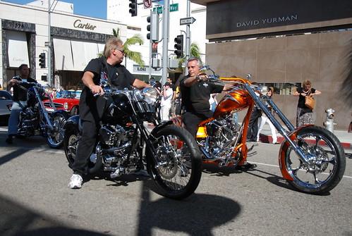 CUSTOM MOTORCYCLE & CHOPPER