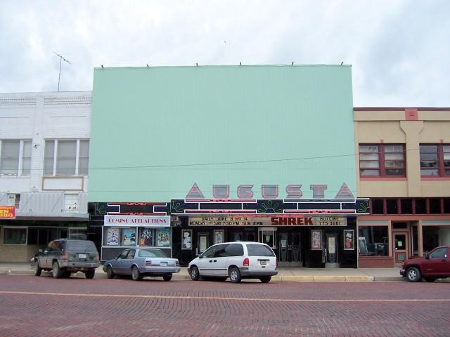 Augusta Theater Augusta Ks Flickr Photo Sharing