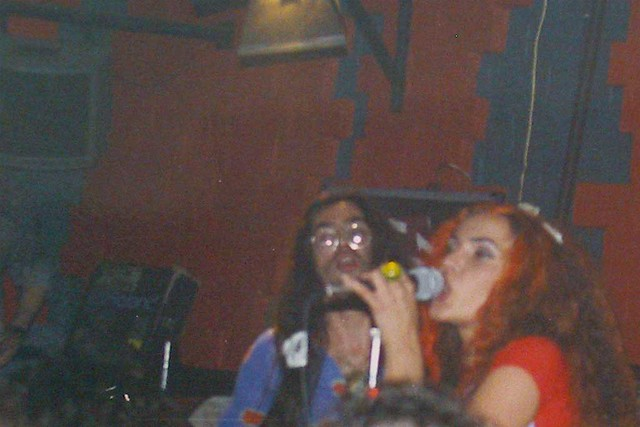 Killer Barbies en Santander (16-10-96), sala Up.