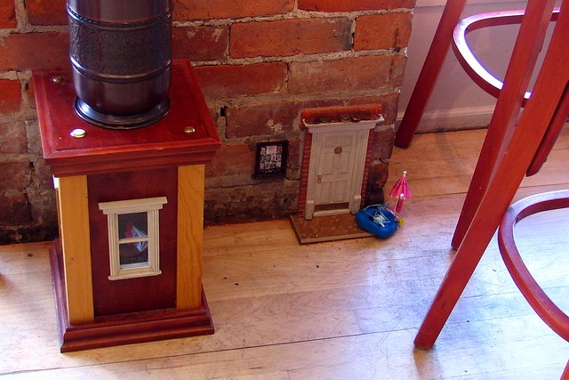 Fairy Door - Sweetwaters Cafe