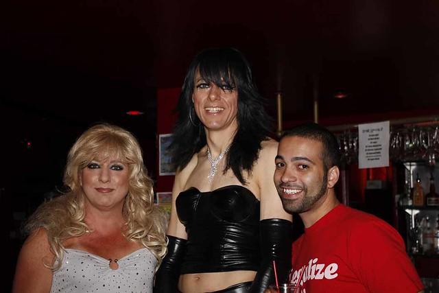 Official Photo:T-Girl Nights At Hamburger Mary's, Long Beach, CA - 050410