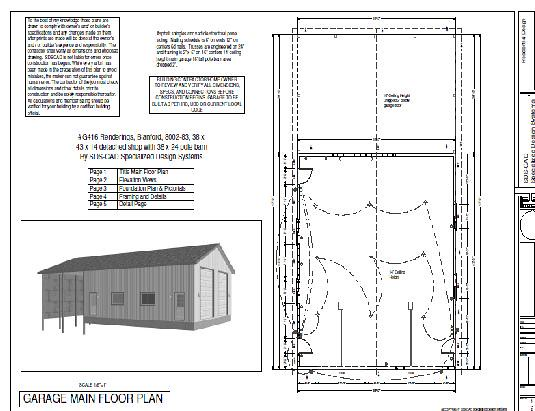 Pole Barn Apartments Plans Joy Studio Design Gallery