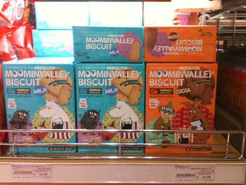 Moominvalley Biscuits