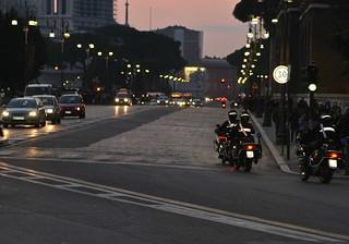 Roma in movimento