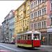 Praha / Prag / Prague - Letna, trida Milady Horakove/Belgrediho