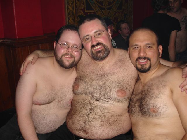 Hot bears unforgettable sucking