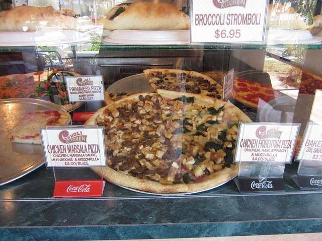Florida Pizza Kitchen Pensacola Beach Fl Menu