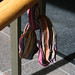 Small photo of Even handrails like to look fashionable